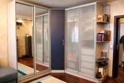 Недорогие угловые шкафы-купе в прихожую и спальню